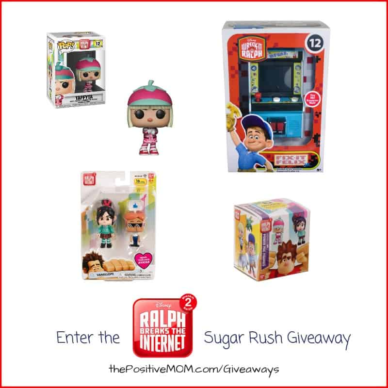 Ralph Breaks The Internet Giveaway