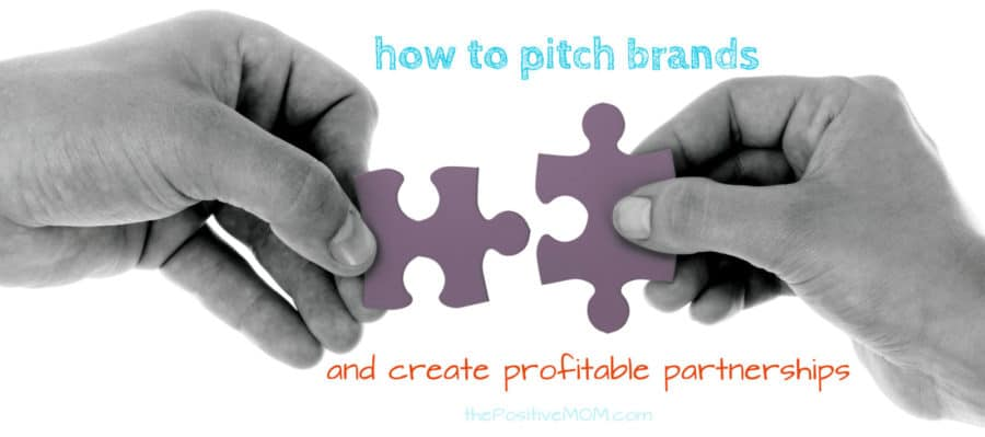 How to pitch brands and create profitable partnerships