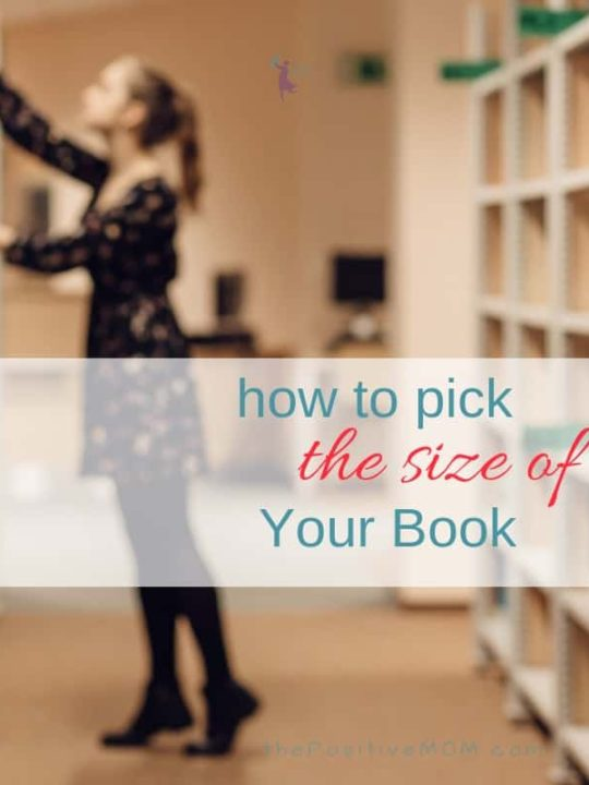 How to pick the size of your book | book publishing / Self-publishing