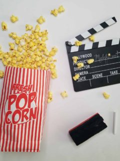 National Popcorn Day Family Movie Night
