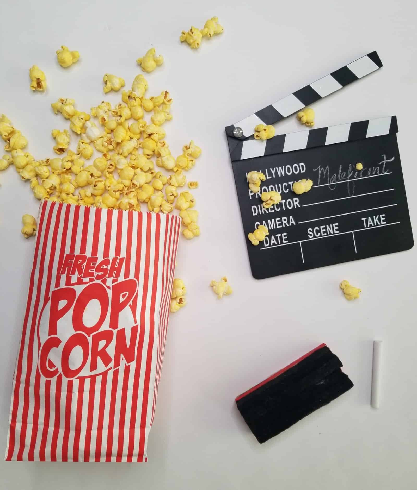 National Popcorn Day Family Movie Night