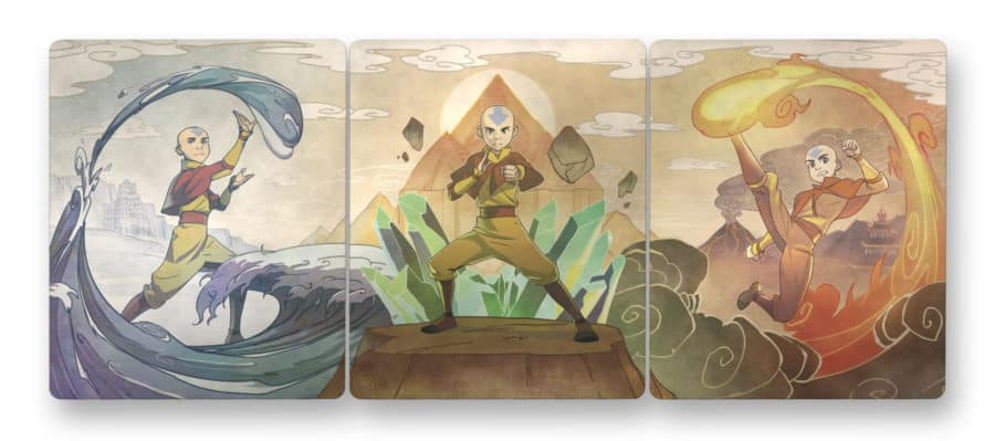 Avatar - The Last Airbender 15th Anniversary Steelbook Collection