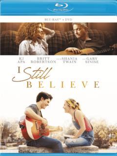 I Still Believe movie giveaway - DVD Bluray Digital bonus features