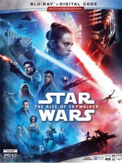 Starwars The Rise of Skywalker bonus features