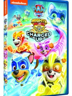 Mighty Pups Charged Up DVD giveaway