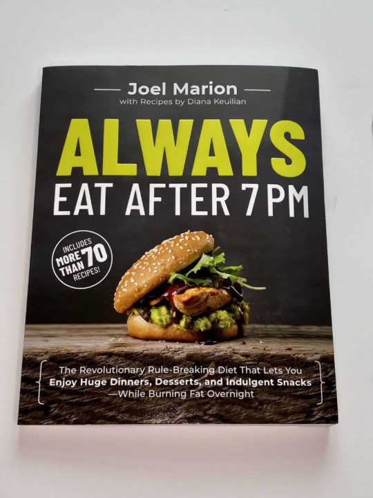 Always Eat After 7PM - Joel Marion - Elayna Fernandez - Struggle With Weight Loss - You are not alone!