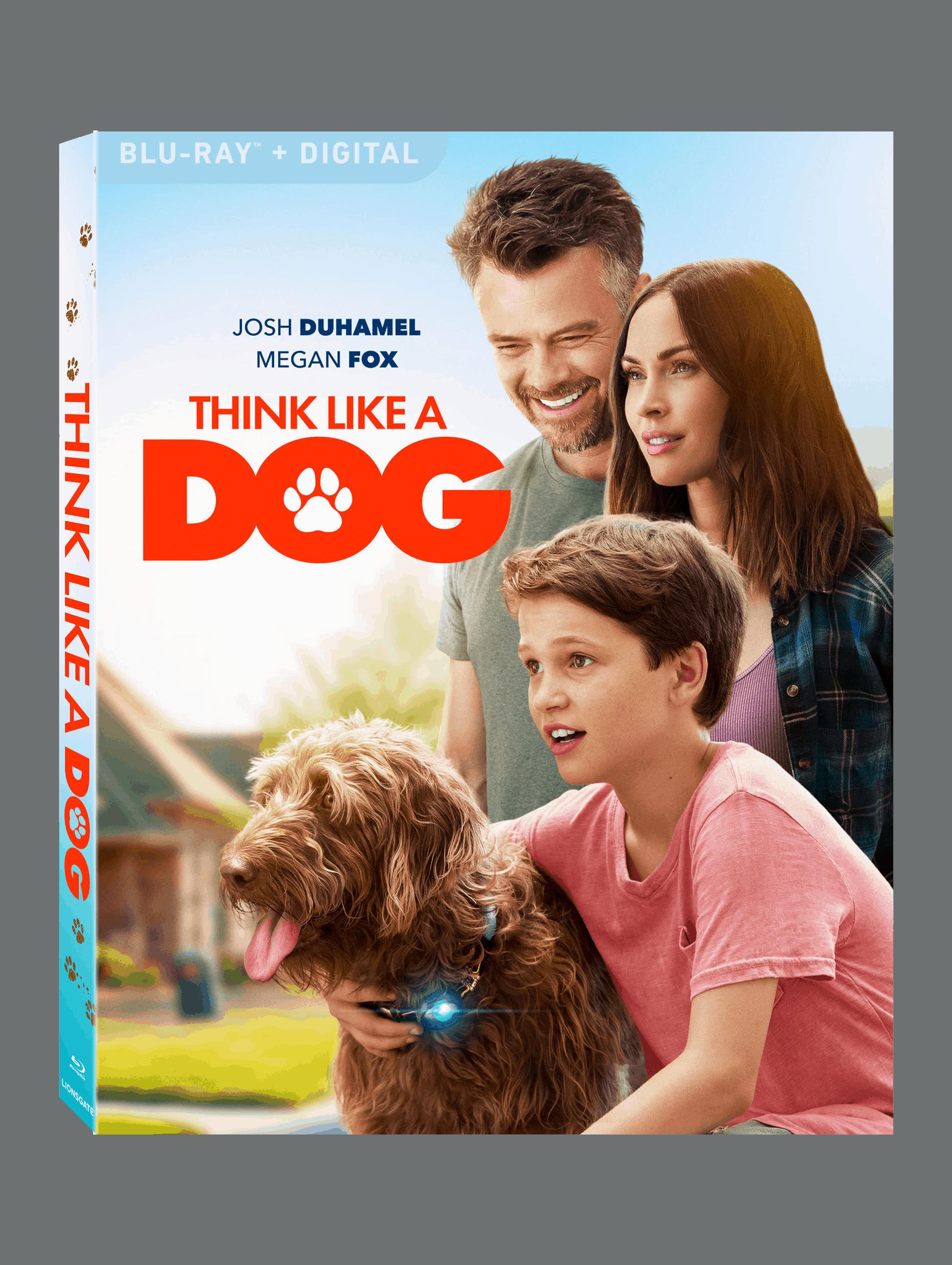 Pense como um cão - Megan Fox, Josh Duhamel, Gabriel Bateman, Gil Junger