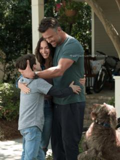 Think Like A Dog Movie - Megan Fox , Josh Duhamel , Gabriel Bateman , Gil Junger