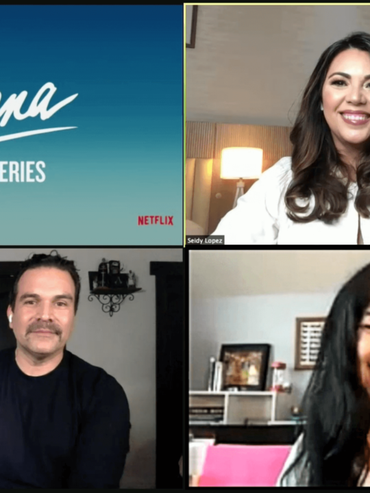 Exclusive Interview with the Cast of Netflix's Selena: The Series