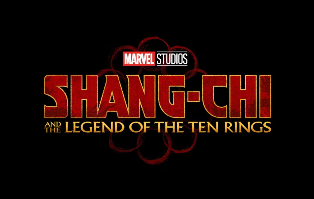 Marvel Studios Shang-Chi and the Legend of The Ten Rings - Disney movies coming out in 2021