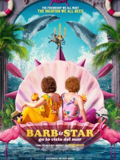 Barb & Star Go To Vista Del Mar Movie - Dallas Code Giveaway