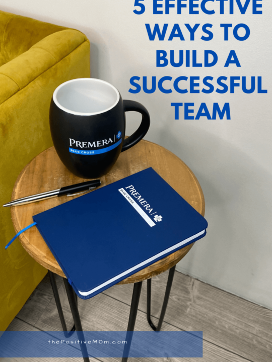5 effective ways to build a successful team