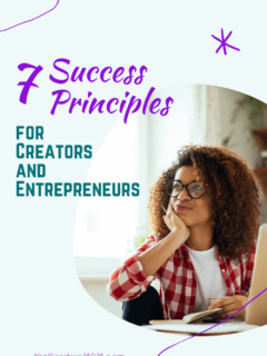 7 success principles for creators and entrepreneurs - a conversation with Ryan Groves - Head of entrepreneurship at the Singleton Foundation