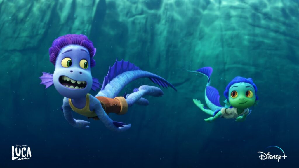 The Best Disney Pixar LUCA Quotes, Movie Review, and Easter Eggs