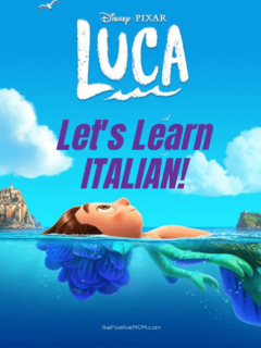 Let's Learn Italian! Italian Phrases from LUCA: All The Italian Words Featured In The Movie