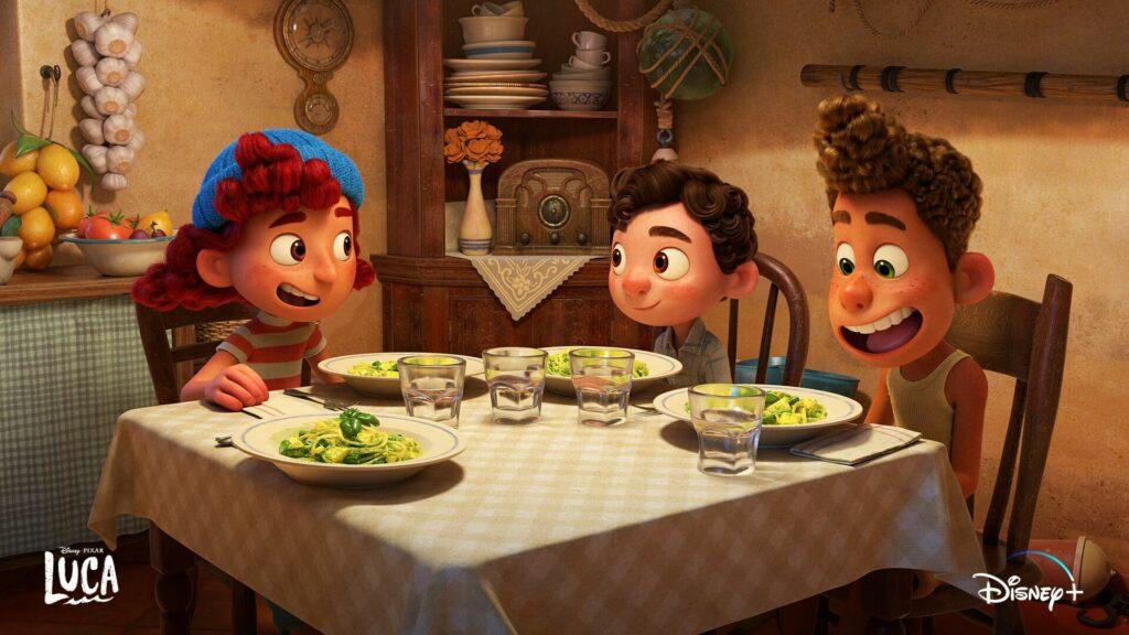 Luca Alberto Giuglia - The Best Disney Pixar LUCA Movie Review