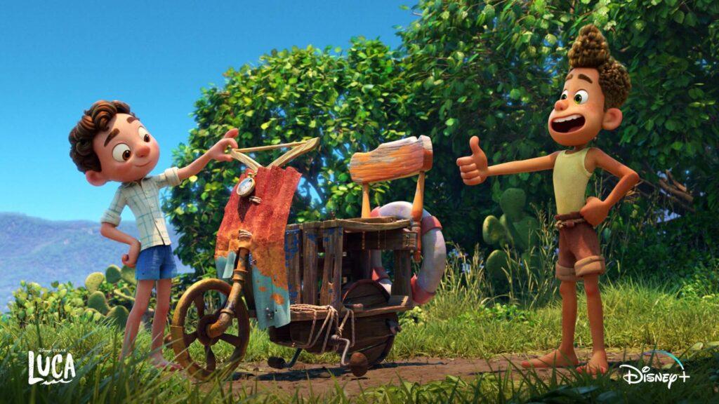 The Best Disney Pixar LUCA Quotes, Movie Review, Mild Spoilers