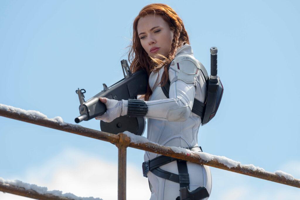 Natasha Romanoff confronts her past in the new Black Widow movie