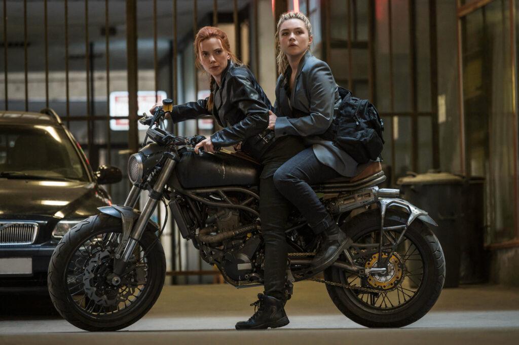 Marvel Studios Black Widow Sisters Yelena and Natasha