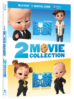 The Boss Baby - Family Business - Activities for Kids